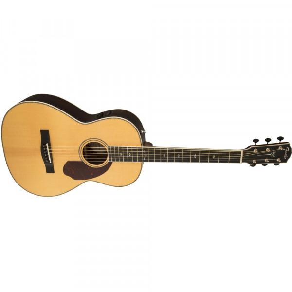 Fender Paramount PM-2 Deluxe Parlor. Natur