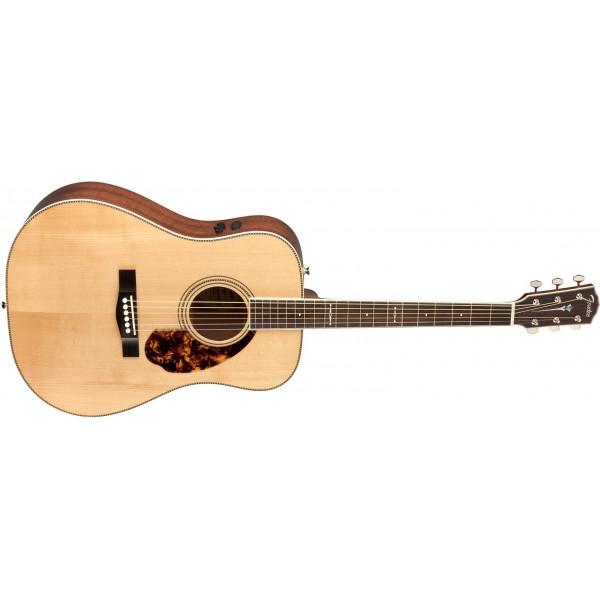 Fender Paramount PM-1 Limited Adirondack Mahogany Dreadnought.