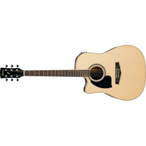 Fender CD 100 Vänster med mikrofon