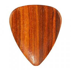 Timber Tones Bloodwood Plektrum