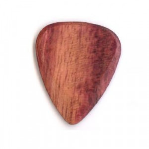 Timber Tones Purple Heart Plektrum
