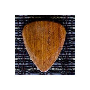 Timber Tones Burma Padauk Plektrum