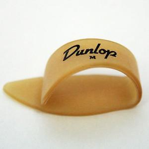 Plektrum Thumb pick Dunlop shell Large