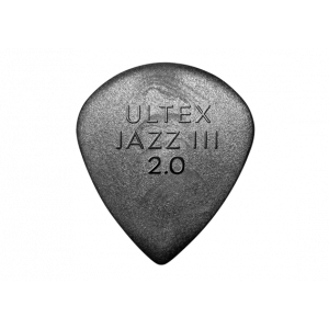 Plektrum Dunlop Ultex Jazz 2.0 SVART