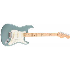 Fender American Professional Stratocaster, Maple Sonic Gray