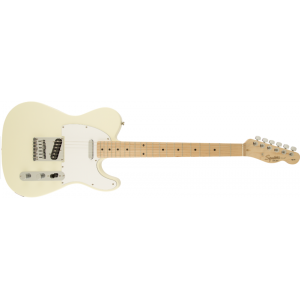 Squier Affinity Telecaster Arctic White MN