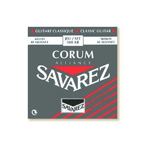 Savarez Corum/Alliance Normal Tension Röd, set