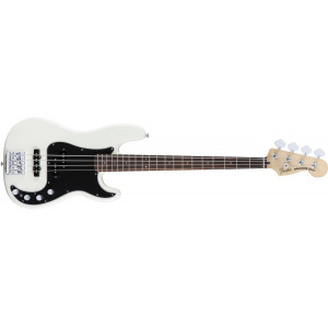 Fender Deluxe Active Precision Bass Special, Olympic White