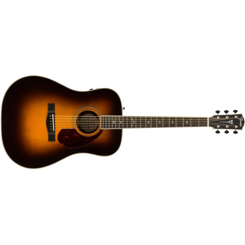 Fender Paramount PM-1 Deluxe Dreadnought.