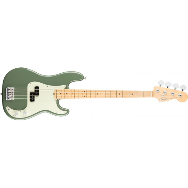 Fender American Professional Precision Bass Antique Olive Maple