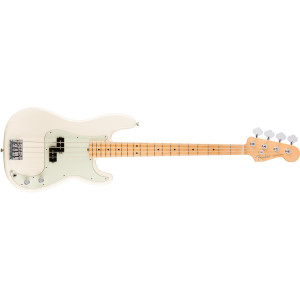 Fender American Professional Precision Bass Olympic White Maple