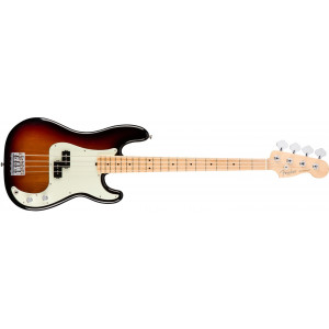 Fender American Professional Precision Bass 3-Color Sunburst Maple