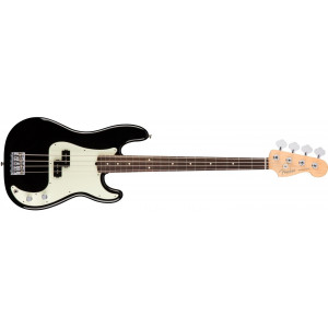 Fender American Professional Precision Bass Black Rosewood