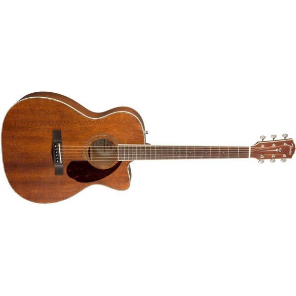 Fender Paramount PM-3 Triple-O All Mahogany