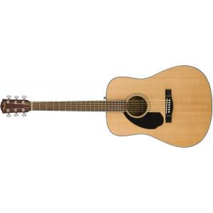 Fender Classic Design CD-60S med Solitt Lock Vänster