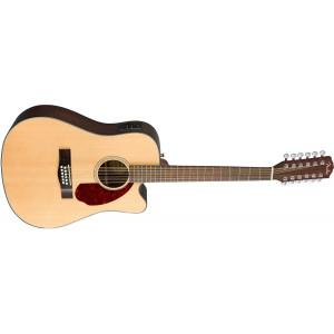 Fender CD-140SCE 12-Strängad. Mikrofon & etui