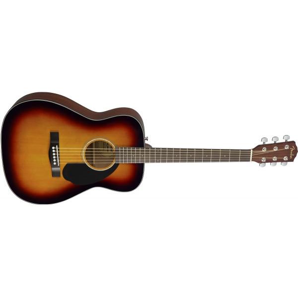 Fender CC-60S 3- Tone Sunburst