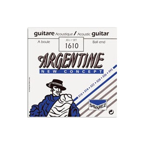 Savarez Argentine Jazz .010 light 1610
