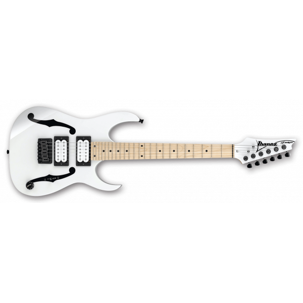 Ibanez Paul Gilbert Mikro White