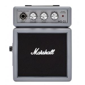 Marshall MS-2SJ Silver micro förstärkare