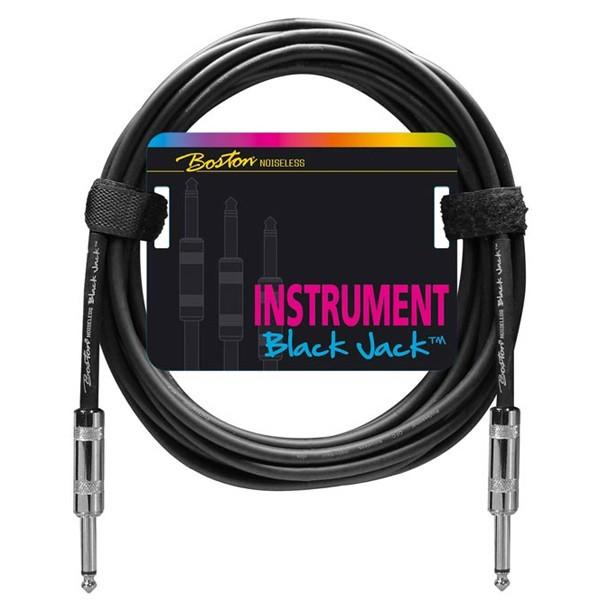 Boston Black Jack Instrument Kabel 6 meter
