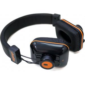 Orange Dark Edition Headphones