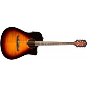 Fender T-Bucket 300-CE, 3-Color Sunburst