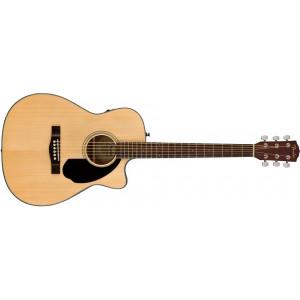 Fender CC-60SCE med Solitt Lock. Natur