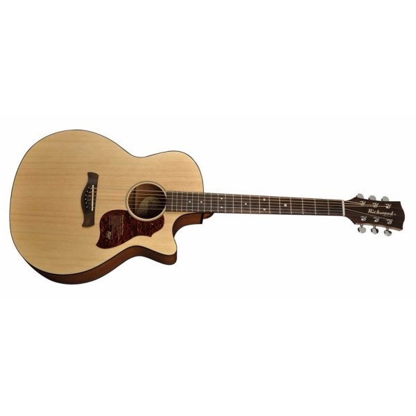 Richwood G-22CE Master Series Grand Auditorium Wide Neck