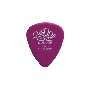 Plektrum Dunlop Delrin 1.14 mm