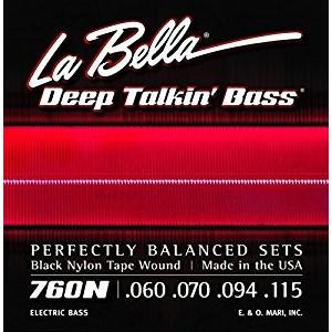 La Bella elbas nylon 760N
