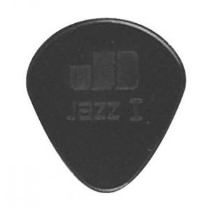 Plektrum Dunlop Jazz 1 svart