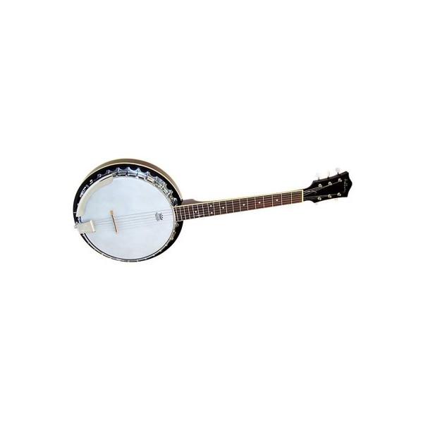 Ashbury 6-string Banjo AB-35G