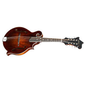 Eastman MD515 F-Style Mandolin med Etui