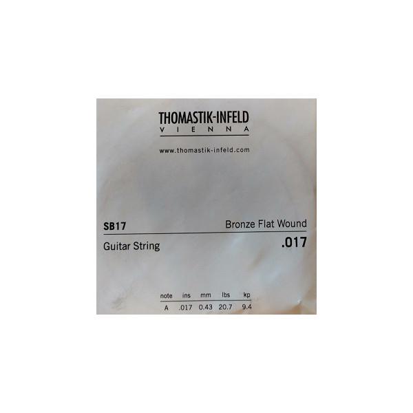 Dr. Tomastic Spektrum .017 Bronze Flat Wound