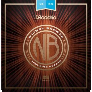 D'Addario NBNickel Bronze Light 012-053