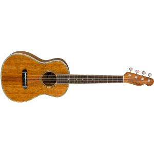Fender Montecito Tenor Ukulele, All Koa