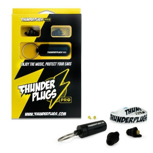 Thunder Plugs Safe Ears Hearing Protection (2-p)