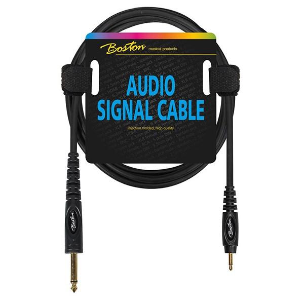 Boston Black Jack Instrument Kabel 3 meter