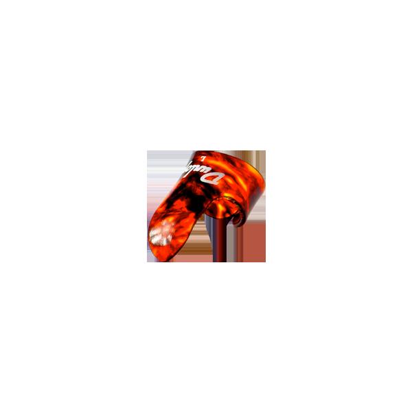 Plektrum Fingerplektrum Dunlop shell Large