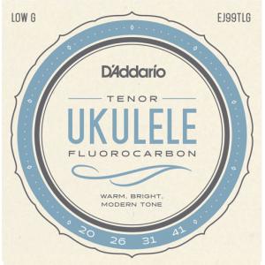 D'Addario J88B Ukulele strings. Baritone. Nyltech