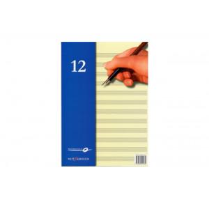 Notskrivningsbok 12 system