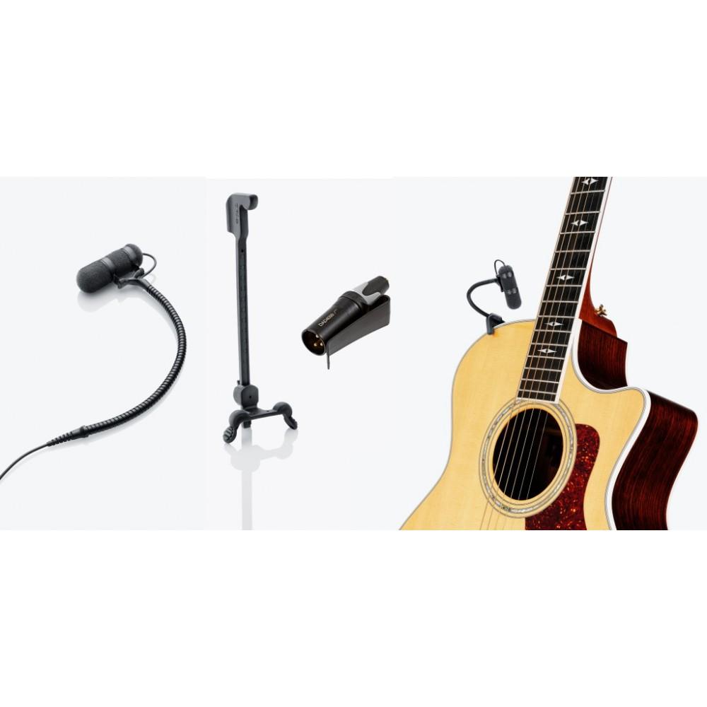 Bra mikrofon till akustisk gitarr