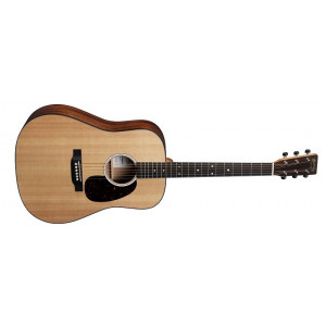 Martin D10-E with pickup and Premium Soft Shell Case