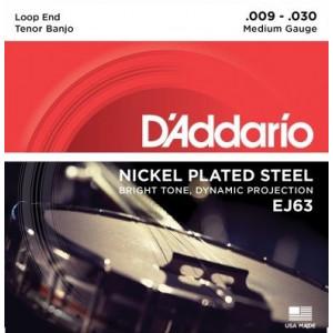 D'Addario J61 5-str banjostrings