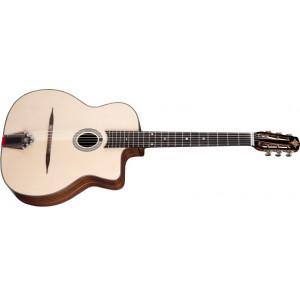 Eastman DM1 Gypsy Guitar with gigbag