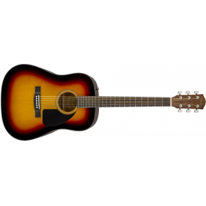 Fender CD-60 Acoustic Pack Sunburst