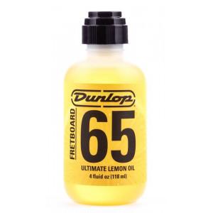 Dunlop 65 Lemon Oil 4oz  (118 ml)