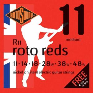 Rotosound R10 Roto Reds Regular 11-48