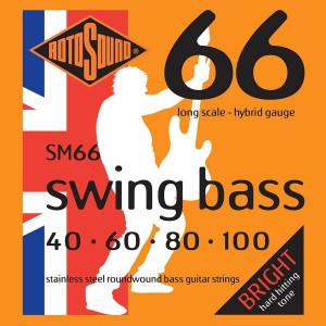 Rotosound SM66 Swing Bass 66 Hybrid 40-100